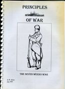 Principles of War: The Seven Weeks War Campaign Guide